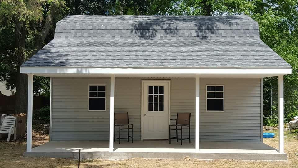 Barn Style Sheds By Star Construction Sheds