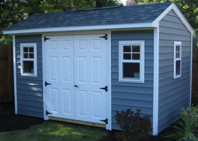 carriage house style shed Perry, NY