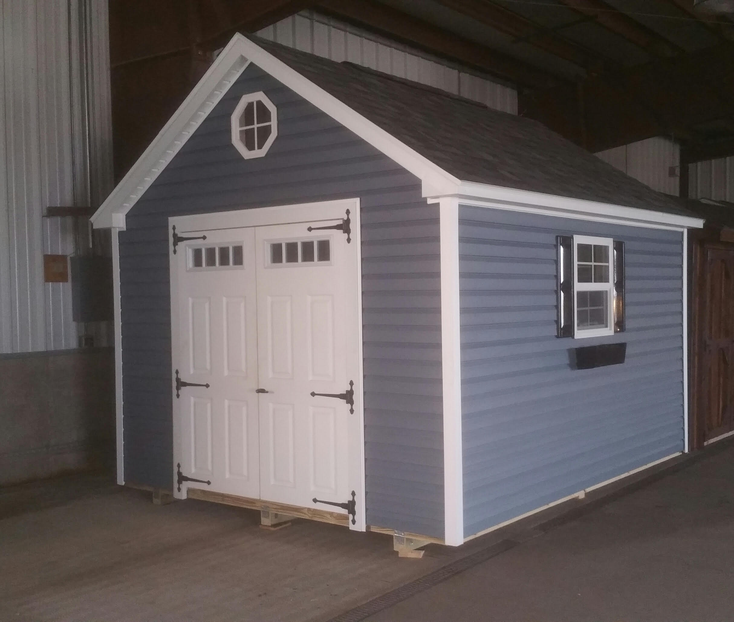 Gable style sheds by star construction for Gable sheds